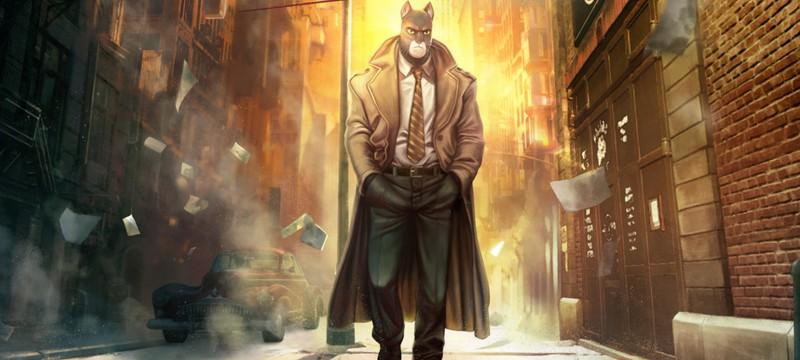 25 минут геймплея Blacksad: Under the Skin