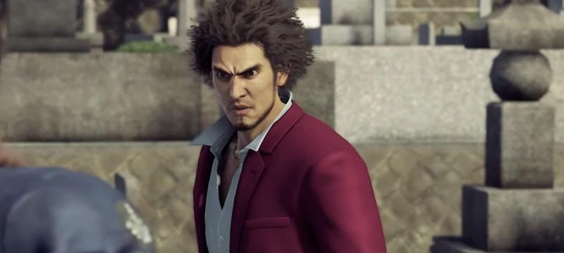 Почти час геймплея Yakuza: Like a Dragon