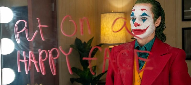 """Warner Bros. выдвинула """"Джокера"""" на Оскар"""