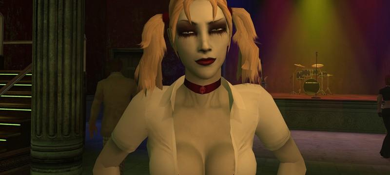 Для Vampire: The Masquerade – Bloodlines вышел неофициальный патч и фанатский приквел