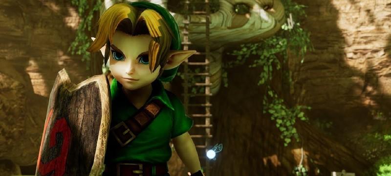Новая версия фанатского ремейка The Legend of Zelda: Ocarina of Time уже доступна для скачивания