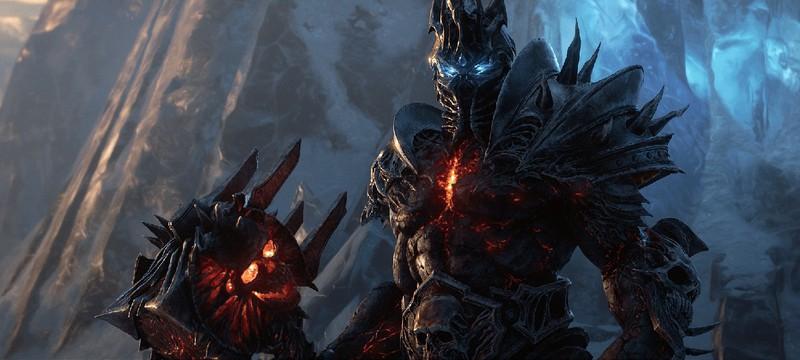 BlizzCon 2019: Первый синематик World of Warcraft: Shadowlands