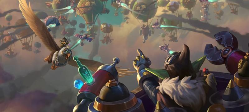 BlizzCon 2019: бои на драконах в трейлере Hearthstone: Натиск Драконов