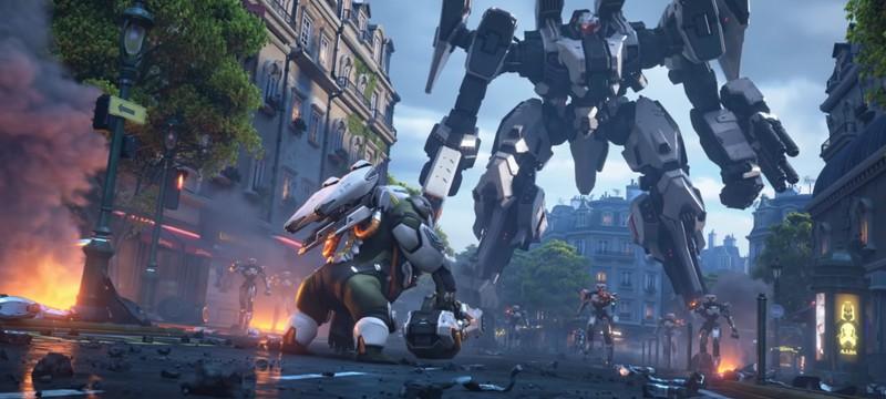 Игроки Overwatch и Overwatch 2 смогут вместе играть в PvP-режимы