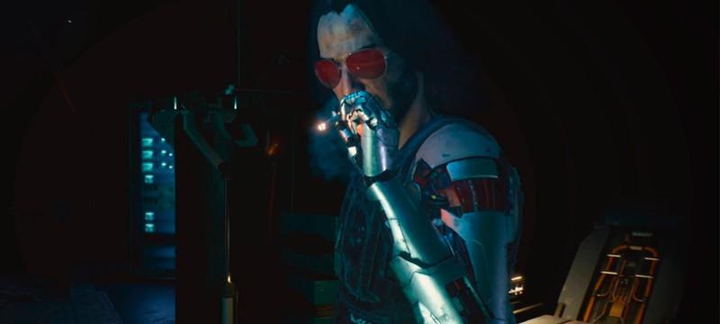 Киану Ривзу так понравилось работать над Cyberpunk 2077, что он попросил вдвое расширить его роль