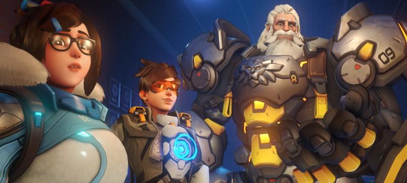 Слух: В Overwatch появится героиня с ручной лисой
