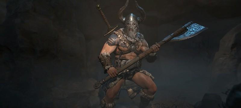 24 минуты геймплея Diablo 4 за варвара
