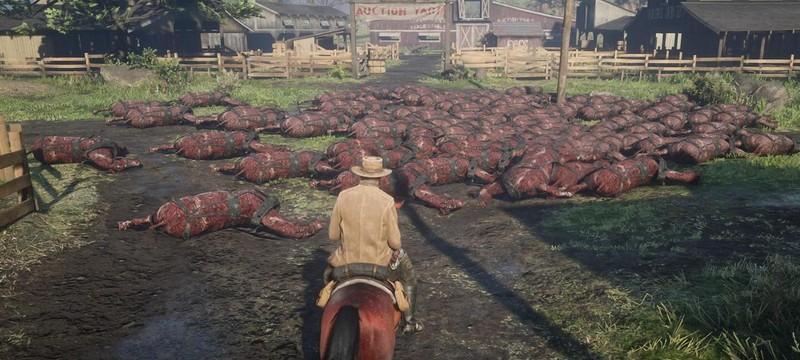 Игроки обрушили рейтинг Red Dead Redemption 2 на Metactritic