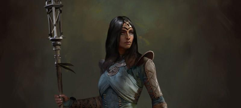 10 минут геймплея Diablo 4 за волшебницу
