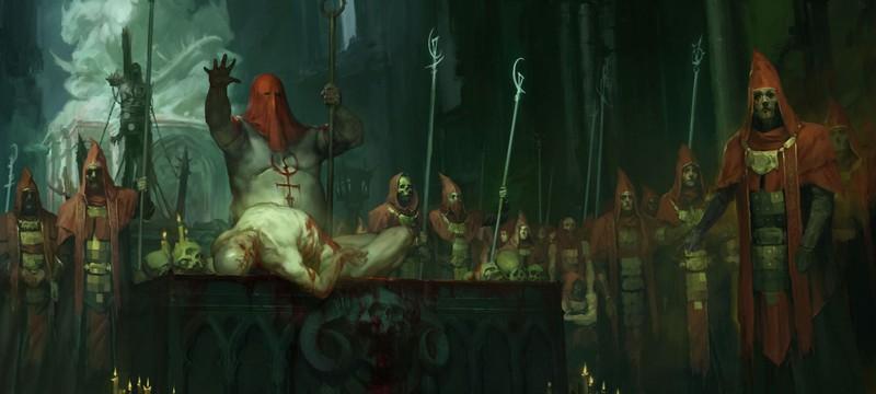 Blizzard прокомментировала возвращение к мрачному тону в Diablo 4