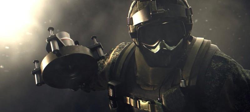 Снайперская винтовка и гранатомет — тизер гаджетов для Rainbow Six Siege