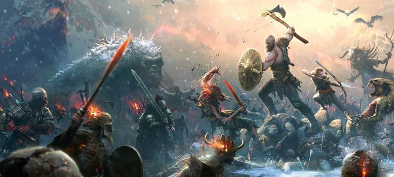 Геймдиректор God of War тизерит новую игру