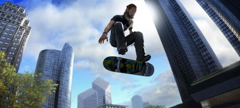 EA не продлила права на франшизу Skate