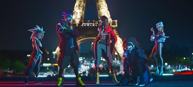 Riot Games выпустила дебютный сингл виртуальной группы True Damage