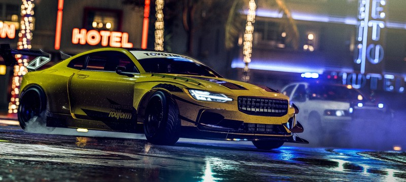 Анализ производительности Need for Speed: Heat — могло быть лучше