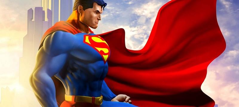 Warner Bros. отменила две игры про Супермена за последние шесть лет