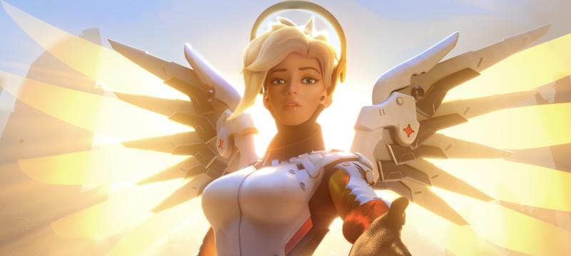 Новый рассказ Overwatch посвятили Ангелу, героиня получит новый облик вместе с мини-ивентом