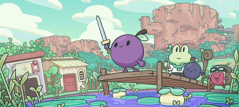 В Steam вышла временная демо-версия милой ролевой игры Garden Story