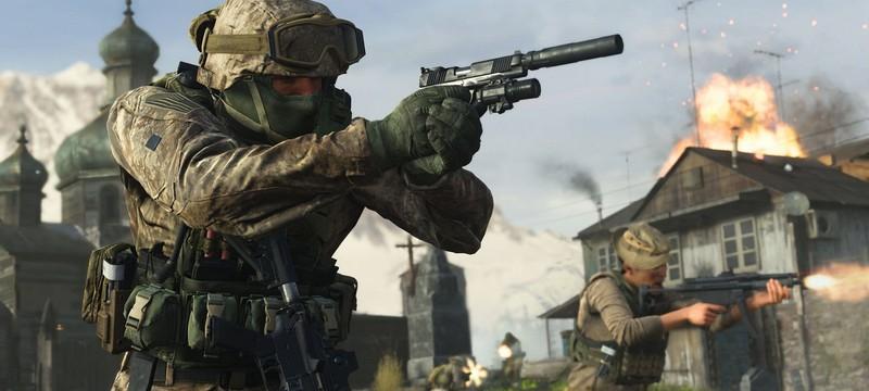 Infinity Ward не ослабила, а усилила дробовик 725 с новым патчем Call of Duty: Modern Warfare