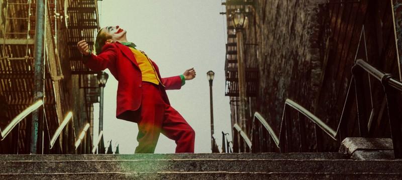 Хоакин Феникс за кадром — как снимали танец Джокера на лестнице