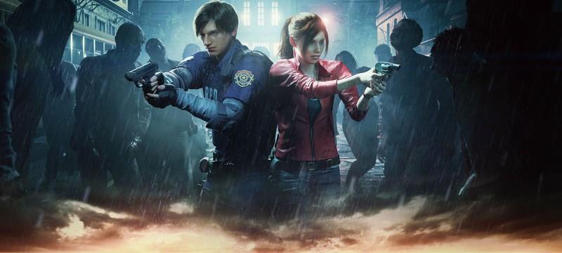 Игра года по версии Golden Joystick Awards 2019 — Resident Evil 2