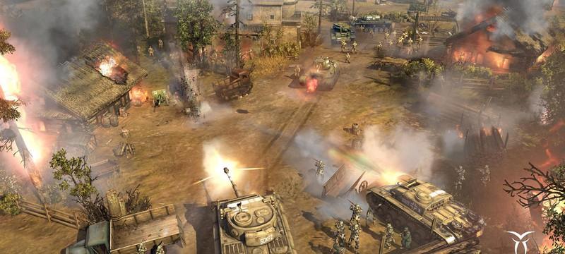 В Steam временно раздают Company of Heroes 2