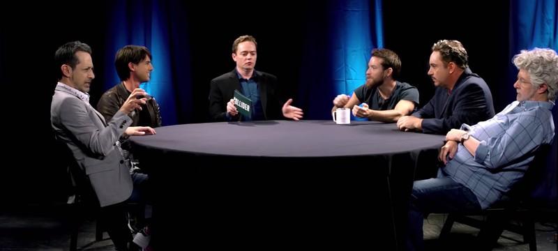 Вот для чего нужны дипфейки: Круглый стол с Голдблюмом, Крузом, Макгрегором, Дауни-младшим и Лукасом