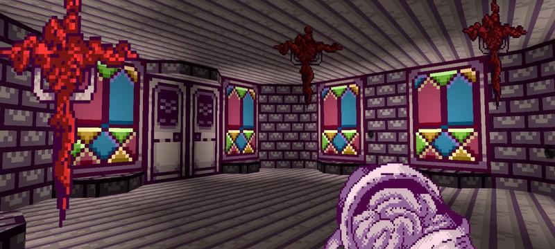 Вышел Shrine — мод для Doom 2 в духе рассказов Лавкрафта