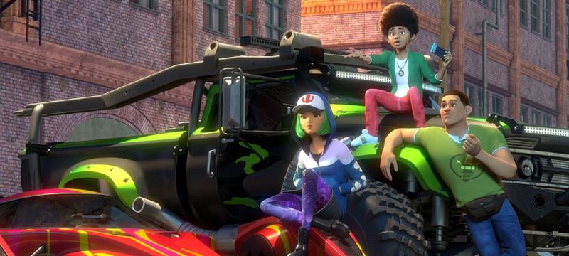 Первый взгляд на анимационный сериал Fast & Furious: Spy Racers