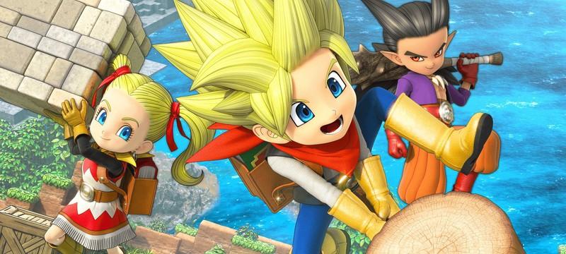 Dragon Quest Builders 2 выйдет на PC