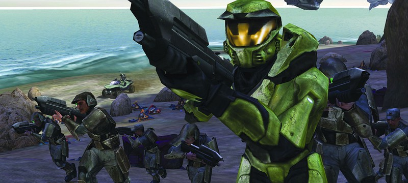 Тестирование Halo: Combat Evolved начнется сразу после рождественских праздников
