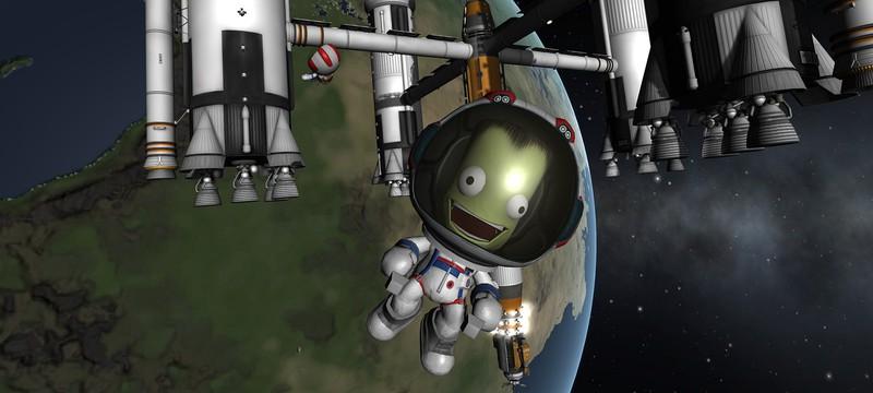 Дополнение Breaking Ground для Kerbal Space Program выйдет на консолях в начале декабря
