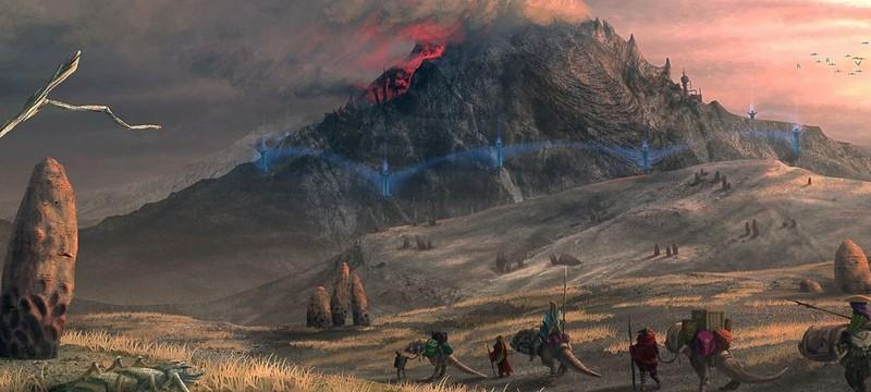 Для мода Morrowind: Rebirth вышло новое масштабное обновление