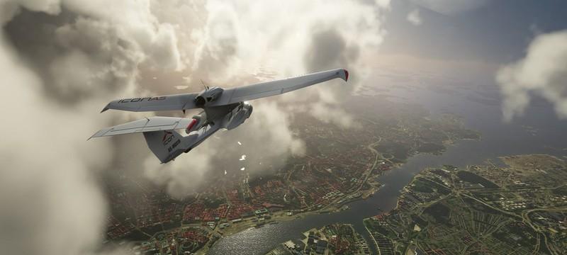 Microsoft Flight Simulator на X019 запускали на RTX 2080 Ti и 32 ГБ RAM