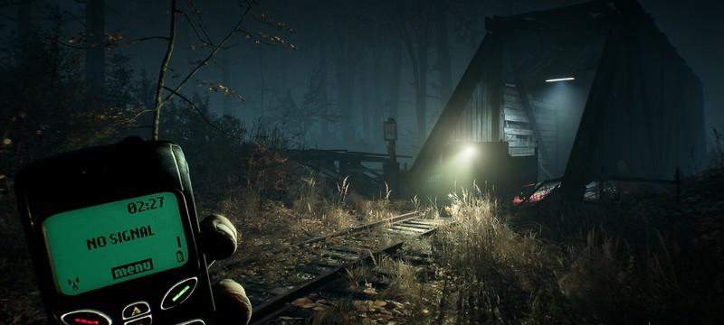 Хоррор Blair Witch выйдет на PS4