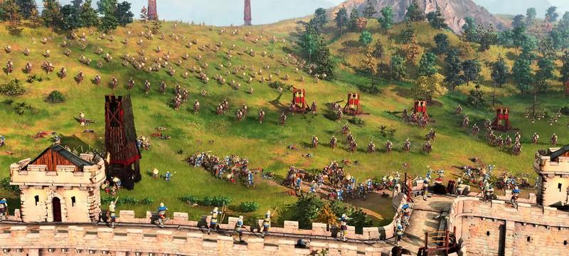 Слух: Age of Empires 4 выйдет в 2021, ремастер Age of Empires 3 в середине 2020