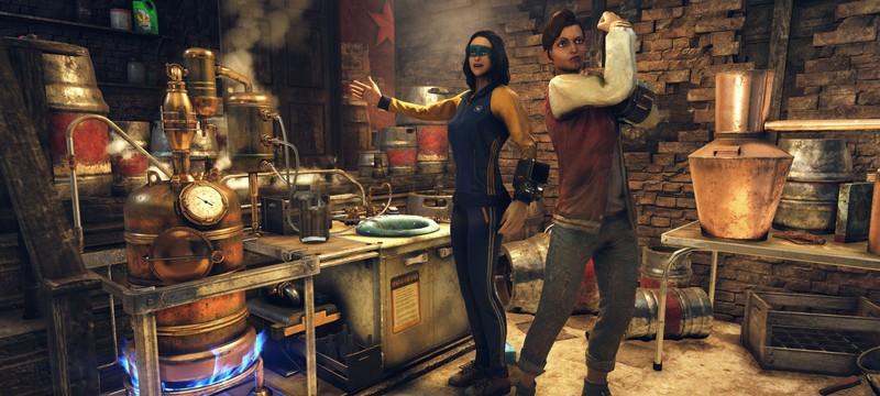 Fallout 76 получила обновление с возможностью настройки пользовательского интерфейса