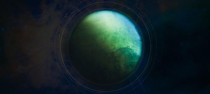 Опубликована первая карта Титана, спутника Сатурна