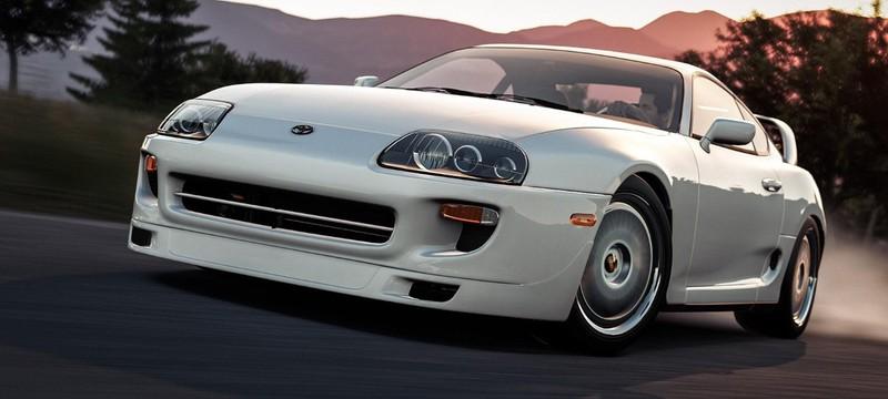 Toyota возвращается в серию Forza