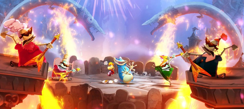 В Epic Games Store стартовала раздача Bad North, на очереди Rayman Legends