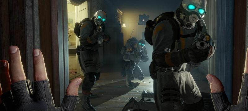 Valve объяснила, почему Half-Life Alyx — VR-эксклюзив