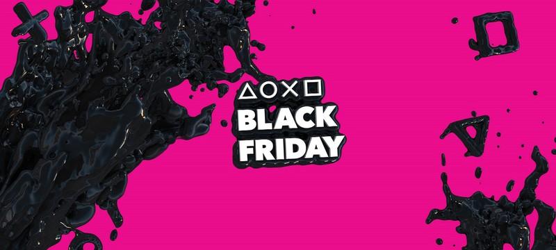 """В PS Store стартовала распродажа """"Черной Пятницы"""""""