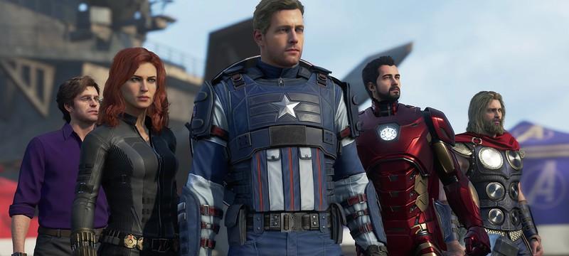Разработчики Marvel's Avengers были готовы к критике за использование незнакомых лиц Мстителей