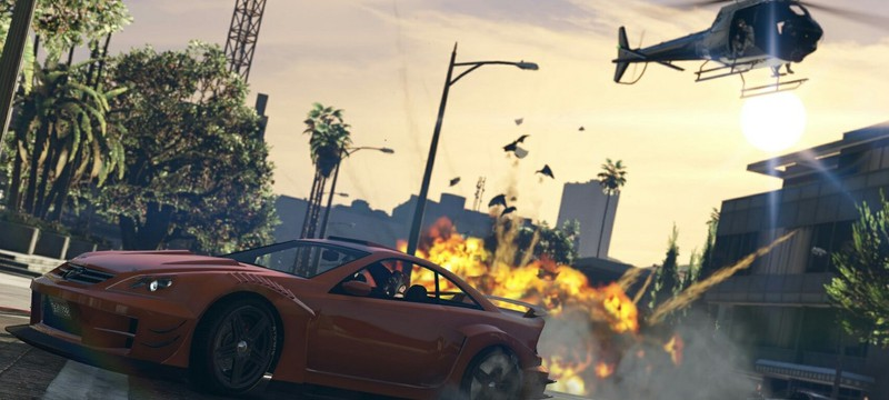 Новый патч GTA Online — тройные награды, скидки на технику и недвижимость
