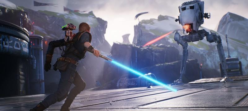 EMEAA-чарт: Jedi Fallen Order дебютировала на втором месте