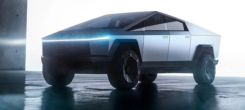 Предзаказы Tesla Cybertruck превысили 146000 штук