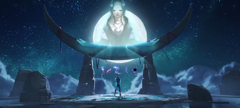 Умный и печальный лунный мальчик: Трейлер нового чемпиона League of Legends