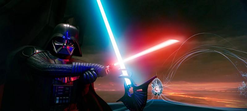 Масштабные сражения со штурмовиками в трейлере Vader Immortal: A Star Wars VR Series Episode 3