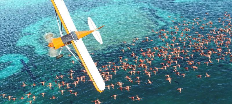 Поддержка VR в приоритете у разработчиков Microsoft Flight Simulator