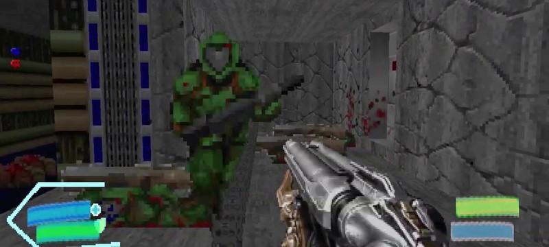 Моддер добавил в Doom 2 монстров и оружие из Doom Eternal